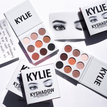 KYSHADOW Kylie Jenner Palette 9 Colours