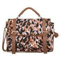 Printed Satchel at A|wear