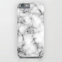 Marble Texture iPhone & iPod Case by Smyrna