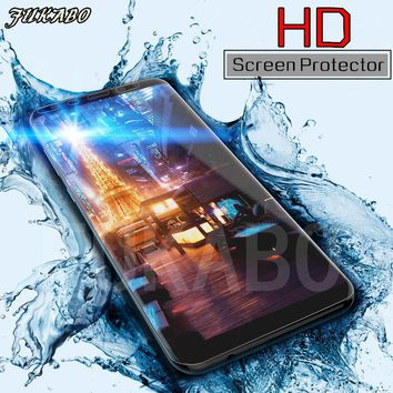 3D Full Cover soft Screen Protector for samsung galaxy S7 edge S6 edge Protective guard Film For Galaxy Note 8 S8 Plus Not Glass