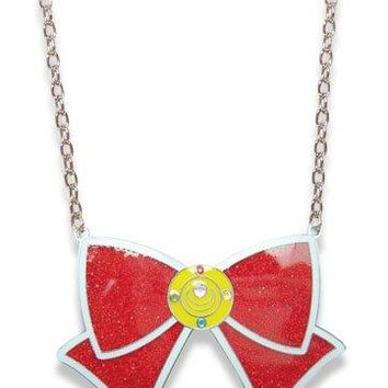 Sailor Moon: Glitter Ribbon Necklace