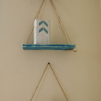 FREE SHIPPING- Swing Style Shelf | Reclaimed Wood | Set of Three