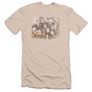 Cheers - Opening Distressed Short Sleeve Adult 30/1