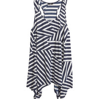 H&M - Asymmetrical Tank Top -
