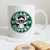 Ohana Coffee Best Quality Product of Mug by RomanticalSopirTruck