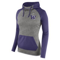 Nike Championship Drive All Time Pullover (Washington) Women's Training Hoodie