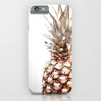 pineapple iPhone & iPod Case by ARTbyJWP