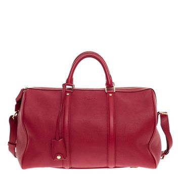 Louis Vuitton Sofia Coppola SC Bag Leather MM