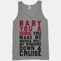 Baby You A Song (Tank)