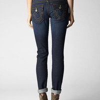 WOMENS LOW RISE JULIE JEANS - Skinny | True Religion Brand Jeans