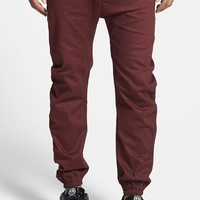 Men's PUBLISH BRAND 'Newton' Stretch Micro Twill Jogger Pants,