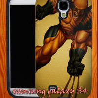 Wolverine-old-Marvel-comic iphone 5/ iphone 4/ iphone 4S covers case-samsung galaxy s2/ s3/ s4 case-A24062013-4