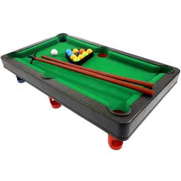 Mini Pool Table 12-inch