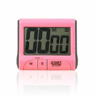 Large Digit Timer (Pink)