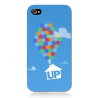 Movie Theme Collection iPhone 4 / 4S Case - UP