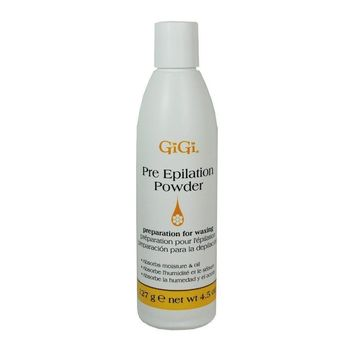 GiGi Pre-Epilation Dusting Powder For Waxing 4.5oz