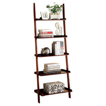 You should see this Quint Ladder Bookcase in Cherry on Daily Sales!
