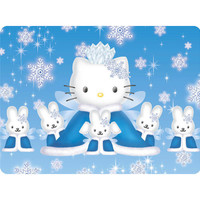 Very Nice Mouse Pad Hello Kitty Snow