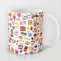 Cute food Mug by SIINS