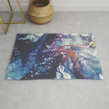 Phoenix Rug by duckyb