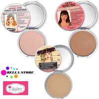 The balm Cosmetic Brand Makeup Mary-Lou / Betty-Lou / Cindy-Lou Manizer Highlight Face Pressed Powder Foundation Palette