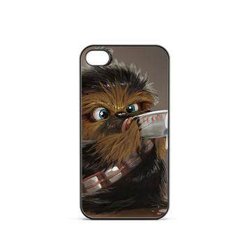 Baby Chewbacca Star Wars iPhone 4 / 4s Case