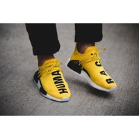 Pharrell x NMD HU NMD Yellow