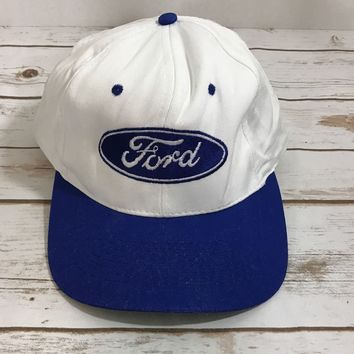 Ford SnapBack Hat By Kc One Size Fits All