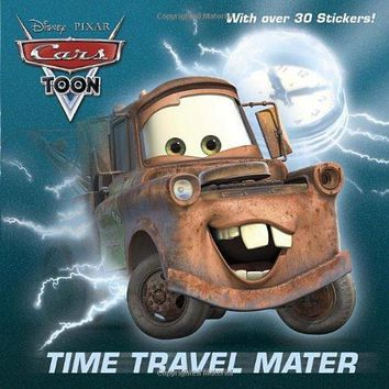 Time Travel Mater Disney/Pixar Cars NOV