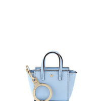 Kate Spade Mini Hayden Key Fob, sky blue