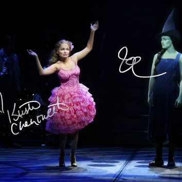Wicked Signed Photos