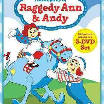 ADVENTURES OF RAGGEDY ANN & ANDY:COMP