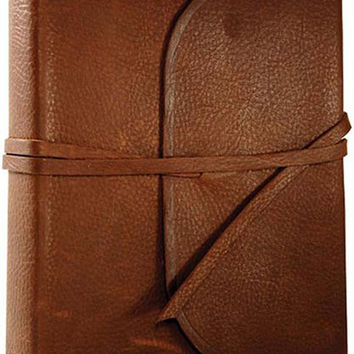 ESV Journaling Bible - Natural Leather Bible cover -Brown Bible Journal -