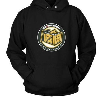 Green Bay Packers Hoodie Two Sided