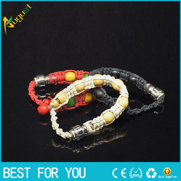 2016 New Arrvial Trendy Fashion bracelet men, Beading bracelet Smoking Pipe
