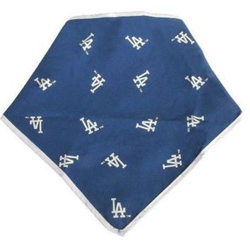 auguau Los Angeles Dodgers Dog Bandana #2