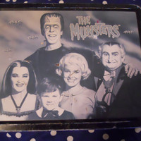 The Munsters Metal Lunchbox by ZoeAmaris on Etsy