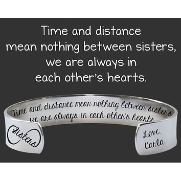 Sister Gift | Time and Distance