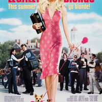 Legally Blonde 11x17 Movie Poster (2001)