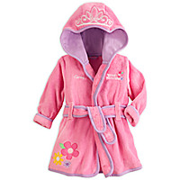 Disney Princess Bath Robe for Baby - Personalizable