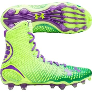Under Armour Men s Highlight MC Alter Ego Superman Football Cleat 03a9ee7609df