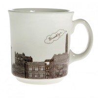 Brooklyn Mug - New York Patterns - Patterns & Collections