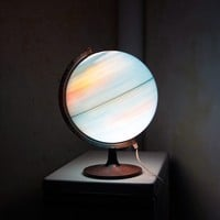 Iluminated Desktop World Globe