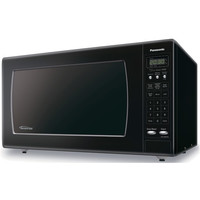 Panasonic 2.2 Cu. Ft. 1250W Genius Sensor Countertop Microwave Oven with Inverter Technology