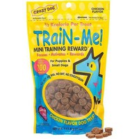 Crazy Dog Training Treat Mini Chicken 4 oz