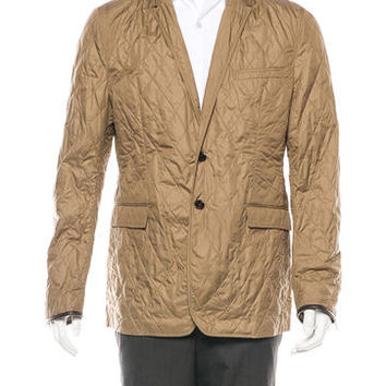 Burberry London Quilted Coat w/ Tags