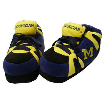 Comfy Feet University of Michigan Slippers