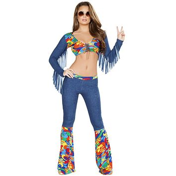 Coachella Party Girl Halloween Costume