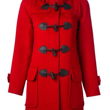 Burberry Brit duffle coat
