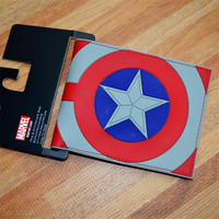 Captain America Bifold Wallet